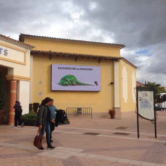Centro Comercial Festival Park Mallorca, Islas Baleares.